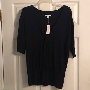 Brand new navy sweater from New York and Comp.
